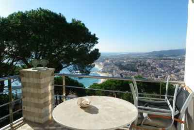 Stunning house with panoramic views in Blanes, Costa Brava